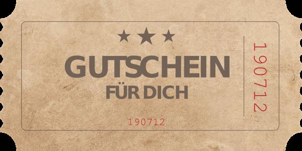 Gutschein 80 CHF