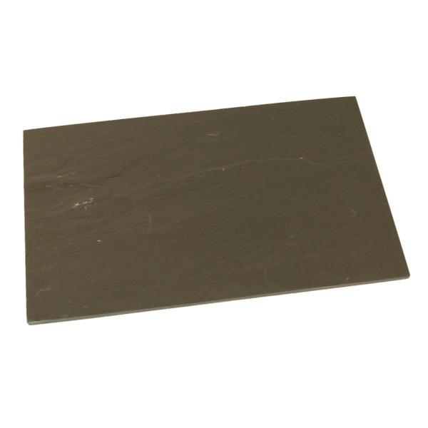 Thekenplatte Schiefer GN 1/1, 53/32,5cm